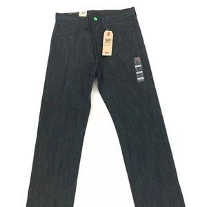 Levi's 501 Shrink To Fit Raw Denim Size 42x30 NWT